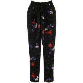 Warehouse Scatter Floral Peg Trousers