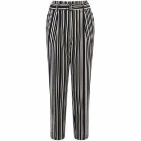 Warehouse Stripe Peg Trousers