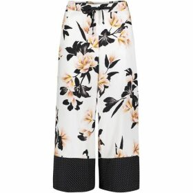 Betty Barclay Floral Print Culottes