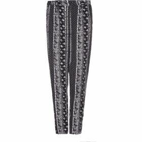 Yumi Printed Trousers