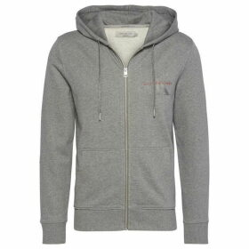 Calvin Klein Jeans Homer Slim Fit Zip Up Cotton Hoodie