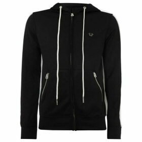 True Religion Zip Through Hoodie