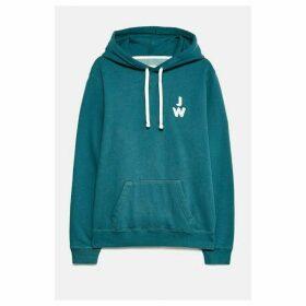 Jack Wills Long Sleeved Batsford Hoodie Back Logo