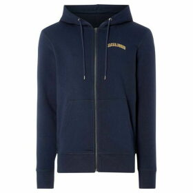 Jack and Jones Harvey Zip Through Hoodie