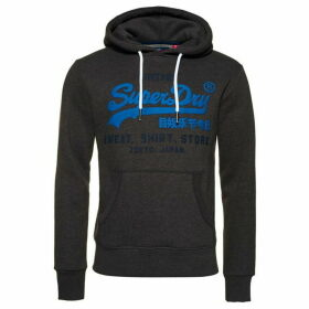 Superdry Swear Shirt Shop Duo Hoodie
