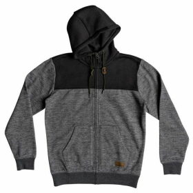 Quiksilver Keller Zip-Up Polar Fleece Hoodie