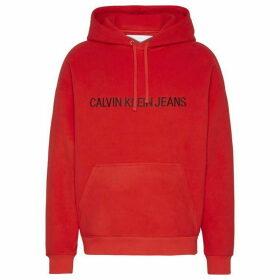 Calvin Klein Jeans Logo Hoodie