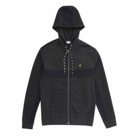 Farah Millbrae Zip-Through Hoodie