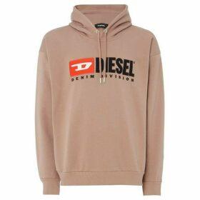 Diesel Retro Logo Hoodie