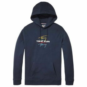 Tommy Hilfiger Tommy Jeans Signature Logo Hoodie