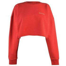 Abrand Crop Sweatshirt