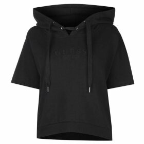 Guess Short Sleeve Wash OTH Hoodie