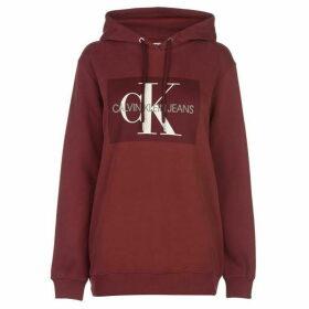 Calvin Klein Jeans Mono Logo OTH Hoodie