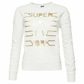 Superdry Pacific Embossed Crew Sweatshirt