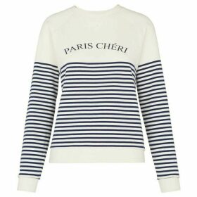 Whistles Breton Paris Cheri Sweatshirt