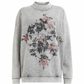 All Saints Syner Frieda Sweatshirt