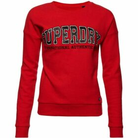 Superdry Urban Street Applique Crew Sweatshirt