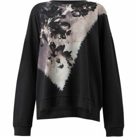 All Saints Flora Lo Sweatshirt
