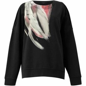 All Saints Penna Unai Sweatshirt