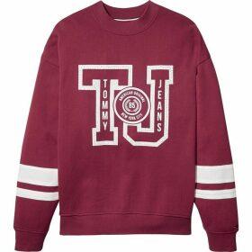 Tommy Jeans Oversized Logo Sweatshirt