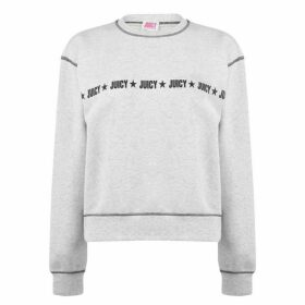 Juicy Couture Juicy Star Logo Sweatshirt