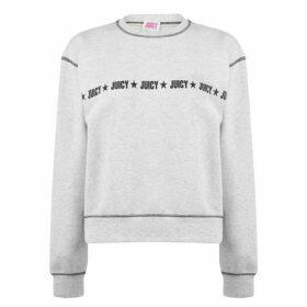Juicy Couture Juicy Star Logo Sweatshirt