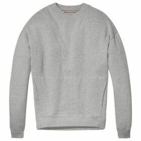 Tommy Jeans Oversized Longsleeve Sweatshirt