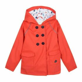 3 Pommes Baby Girl Red Poppy Parka