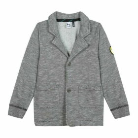 3 Pommes Baby Boy Charcoal Jacket