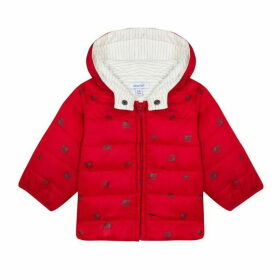 Absorba BABY BOY DOWN JACKET RED