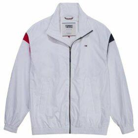 Tommy Hilfiger Tommy Jeans Zip Up Windbreaker Jacket