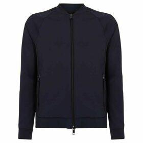 Armani Exchange Taped Arm Logo Sweat Jacket