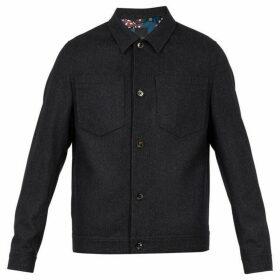 Ted Baker Rarebit Wool Jacket