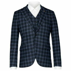 Gibson Blue Check Jacket