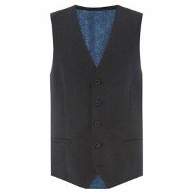Simon Carter Intrepid Tailored Twill Jacket Grey