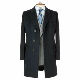 Chester Barrie Epsom Wool Cashmere Coat