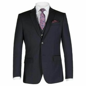 Alexandre Weston Navy Twill Jacket