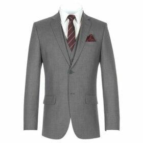 Aston and Gunn Dalton Light Grey Panama Jacket