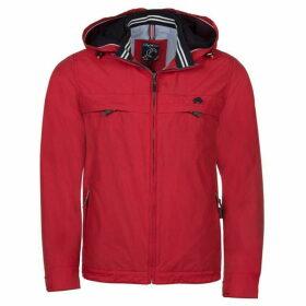 Raging Bull Showerproof Hooded Jacket