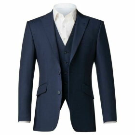 Pierre Cardin Edmund Blue Textured Jacket
