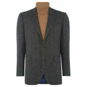 Chester Barrie Herringbone Soho Jacket