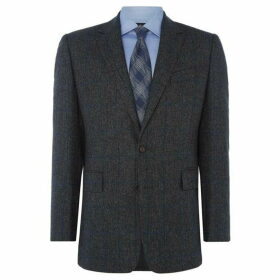Chester Barrie Flannel Check Jacket
