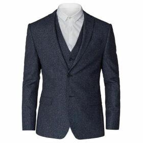 Limehaus Airforce Speckle Slim Fit Jacket