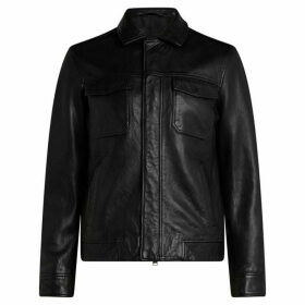 All Saints Forum Leather Jacket