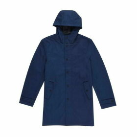 Farah Miro Hooded Mac Coat