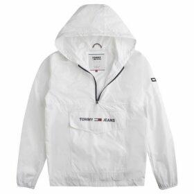 Tommy Hilfiger Tommy Jeans Shell Popover Windbreaker Jacket