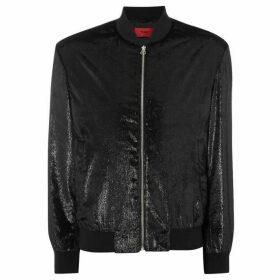 Hugo Bestino Velvet Bomber Jacket