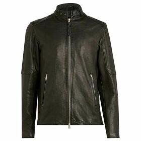 All Saints Cora Leather Jacket