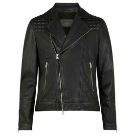 All Saints Taro Leather Biker Jacket