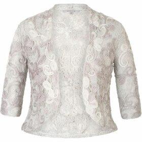 Chesca Ombre Cornelli Lace Jacket